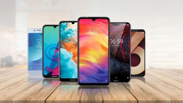 قیمت گوشی های پرفروش در بازار چقدر است؟