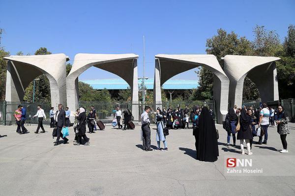 جزئیات پذیرش دانشجوی دکتری دانشگاه تهران اعلام شد
