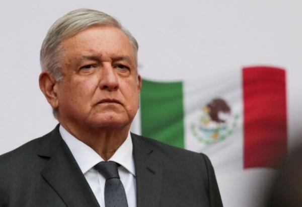 مکزیک خواهان توقف حمایت های آمریکا از یک گروه منتقد دولت شد