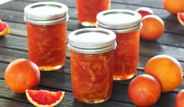 تهیه ترشی پوست پرتقال به روشی آسان