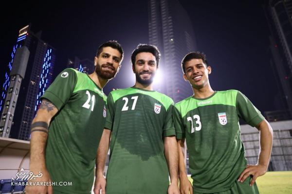 خبر غیرمنتظره از اردوی تیم ملی ایران، سورپرایز اسکوچیچ در دیدار با عراق؟