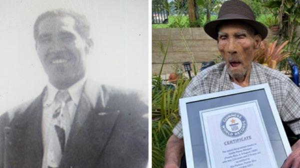 راز طول عمر مسن ترین مرد دنیا!