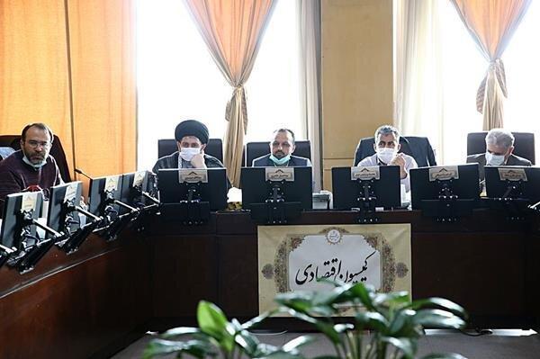 نشست کمیسیون مالی با فرماندهان امنیت مالی ناجا