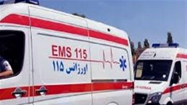 برقراری بیش از 23 هزار تماس با اورژانس 115 ایلام