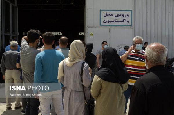 با توزیع محموله نو، واکسیناسیون در اصفهان از سر گرفته می شود