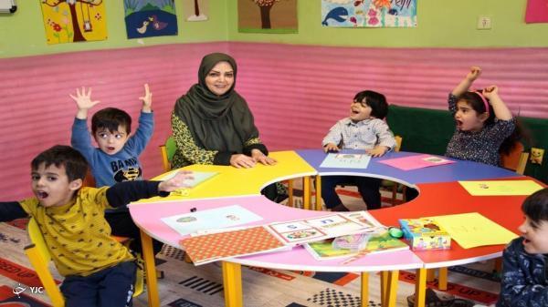 ثبت نام نوآموزان پیش دبستانی در مهاباد آغاز شد