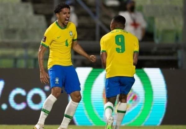 تور ارزان برزیل: انتخابی جام جهانی 2022، تداوم پیروزی های برزیل و توقف آرژانتین در پاراگوئه